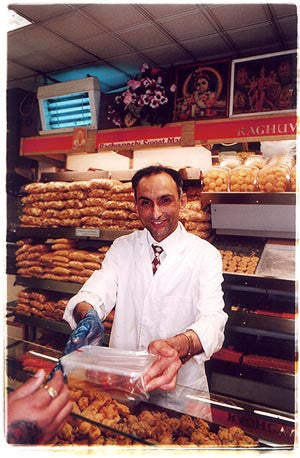 Raghuvanshi - Sweets, Southall, London 2004