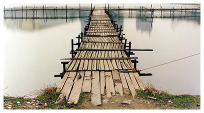 Jetty (Foreground), Xuzhou, Jiangsu, 2013