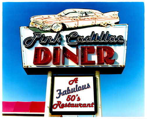 A Fabulous 50's Restaurant, Wildwoods, New Jersey, 2013