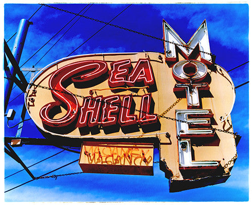 Sea Shell Motel, Wildwood, NJ, 2013