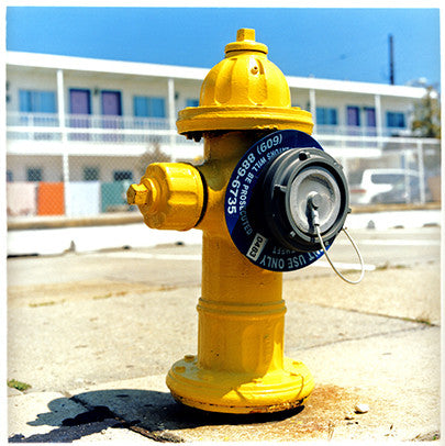 Fire Hydrant, Wildwoods, NJ, 2013
