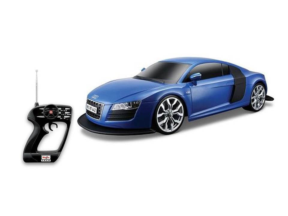 Audi R V Remote Control RC Car Audiautoclub - Audi remote control car