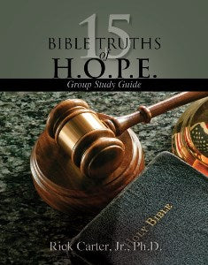 15 Bible Truths of H.O.P.E. - Group Study Guide