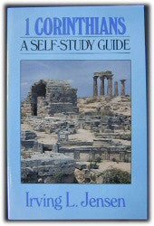 1 Corinthians: A Self-Study Guide - Book Heaven - Challenge Press from SPRING ARBOR DISTRIBUTORS