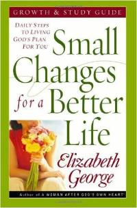 Small Changes For A Better Life (Growth and Study Guide) - Book Heaven - Challenge Press from SPRING ARBOR DISTRIBUTORS