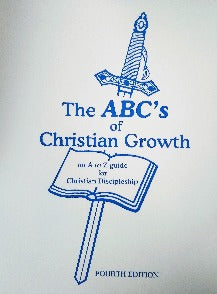 The ABC's Of Christian Growth (Spiral Bound)
