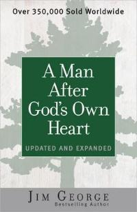 A Man After God's Own Heart - A  Devotional - Book Heaven - Challenge Press from SPRING ARBOR DISTRIBUTORS