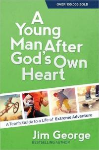 A Young Man After God's Own Heart - Book Heaven - Challenge Press from Send The Light Distribution