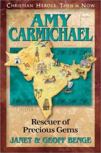 Amy Carmichael - Book Heaven - Challenge Press from Send The Light Distribution