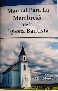 Baptist Handbook for Church Members (Spanish)