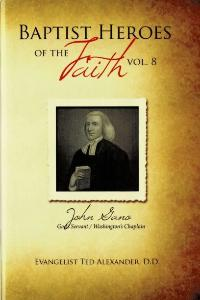 Baptist Heroes of the Faith (Vol. 8) John Gano