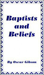 Baptists and Beliefs - Book Heaven - Challenge Press from CHALLENGE PRESS