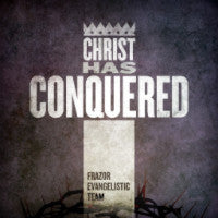 Christ Has Conquered (CD) - Book Heaven - Challenge Press from Heart Publications