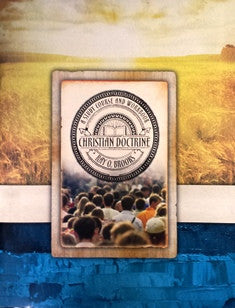 Christian Doctrine (Brooks) - Book Heaven - Challenge Press from BAPTIST SUNDAY SCHOOL COMMITTEE