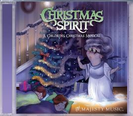 Christmas Spirit (CD)