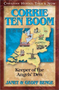 Corrie Ten Boom - Book Heaven - Challenge Press from SPRING ARBOR DISTRIBUTORS