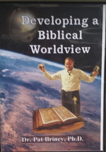 Developing A Biblical Worldview ( 4 DVD Set)