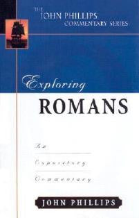 Exploring Romans - Book Heaven - Challenge Press from SPRING ARBOR DISTRIBUTORS