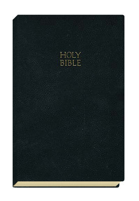 Nelson KJV Gift And Award Bible (Black, Imitation Leather) - Book Heaven - Challenge Press from SPRING ARBOR DISTRIBUTORS