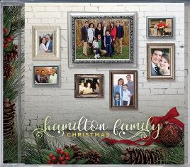 Hamilton Family Christmas (CD)
