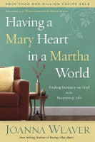 Having A Mary Heart In A Martha World - Book Heaven - Challenge Press from SPRING ARBOR DISTRIBUTORS