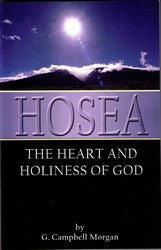 Hosea: The Heart and Holiness of God - Book Heaven - Challenge Press from CHRISTIAN BOOK GALLERY
