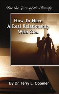How To Have A Real Relationship With God - The Work of the Holy Spirit in A Person's Life