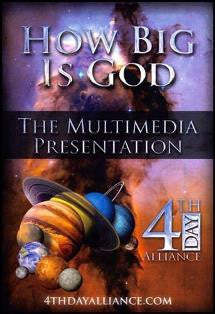 How Big is God (DVD) - Book Heaven - Challenge Press from Solve Family Problems