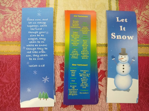Bookmarks - Designs by Jaya