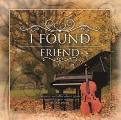 I Found a Friend (CD)