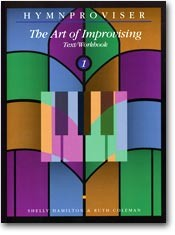 Hymnproviser- The Art of Improvising (Vol. 1) - Book Heaven - Challenge Press from MAJESTY MUSIC, INC.