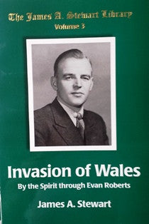 Invasion of Wales by The Spirit Through Evan Roberts - Book Heaven - Challenge Press from REVIVAL LITERATURE