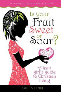 Is Your Fruit Sweet or Sour? - Book Heaven - Challenge Press from Send The Light Distribution