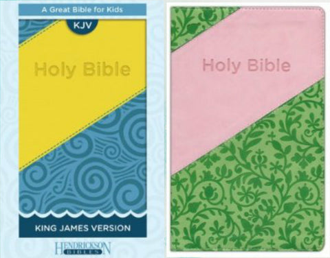 Hendrickson KJV Kids' Bible