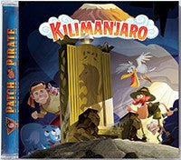 Kilimanjaro (CD) - Book Heaven - Challenge Press from MAJESTY MUSIC, INC.