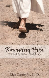Knowing Him Discipleship - Student Edition