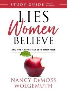 Lies Women Believe - Study Guide