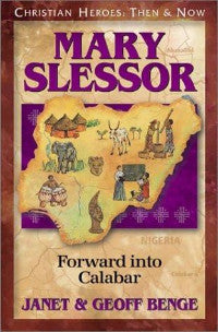 Mary Slessor - Book Heaven - Challenge Press from SPRING ARBOR DISTRIBUTORS