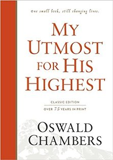 My Utmost for His Highest - Classic Edition (Leather)