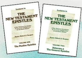 Lectures in the New Testament Epistles