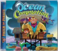 Ocean Commotion (CD) - Book Heaven - Challenge Press from MAJESTY MUSIC, INC.