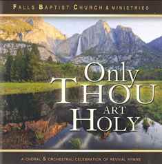 Only Thou Art Holy (CD)