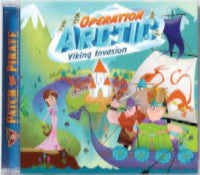 Operation Arctic: Viking Invasion (CD) - Book Heaven - Challenge Press from MAJESTY MUSIC, INC.
