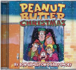 Peanut Butter Christmas (CD)