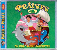 Praises 4 (CD) - Book Heaven - Challenge Press from MAJESTY MUSIC, INC.