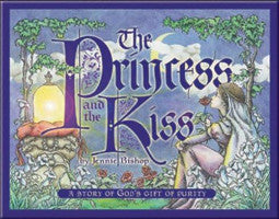 The Princess and the Kiss - Book Heaven - Challenge Press from Send The Light Distribution