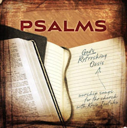 Psalms: God's Refreshing Oasis (CD)