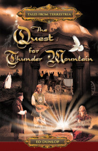 The Quest for Thunder Mountain (Book 1) - Book Heaven - Challenge Press from Cross & Crown Publishing
