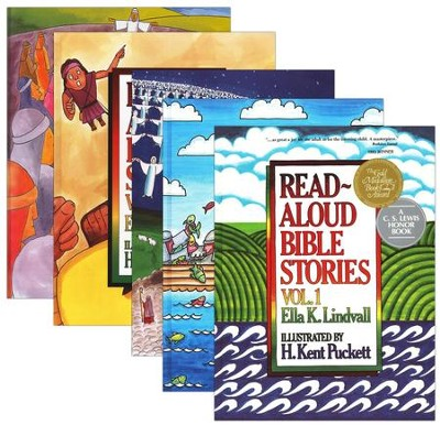 Read-Aloud Bible Stories
