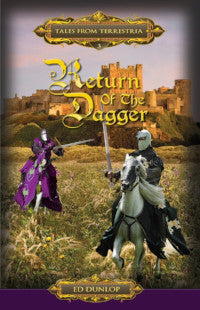 Return of the Dagger (Book 3) - Book Heaven - Challenge Press from Cross & Crown Publishing